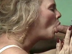 Lustful mature women in crazy orgy